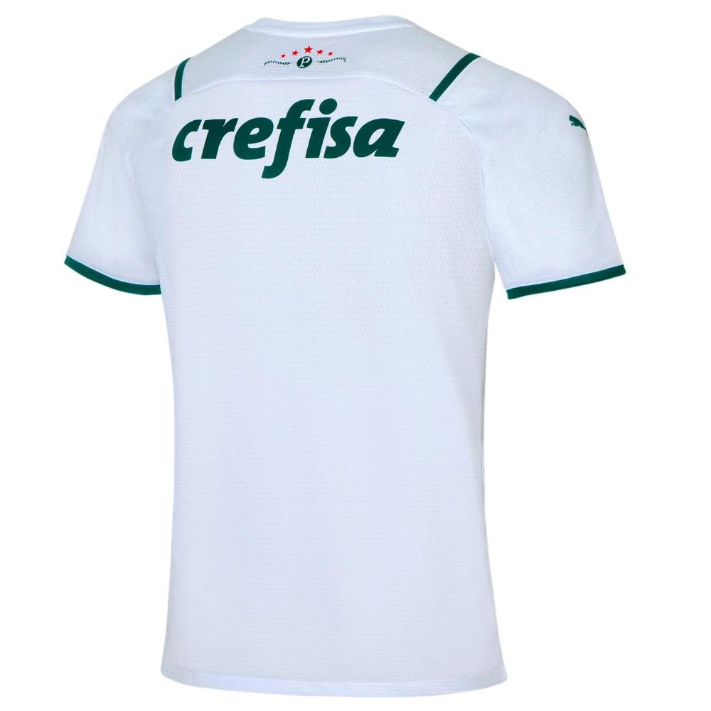 Image PUMA Camisa Palmeiras II 2021 Masculina #2