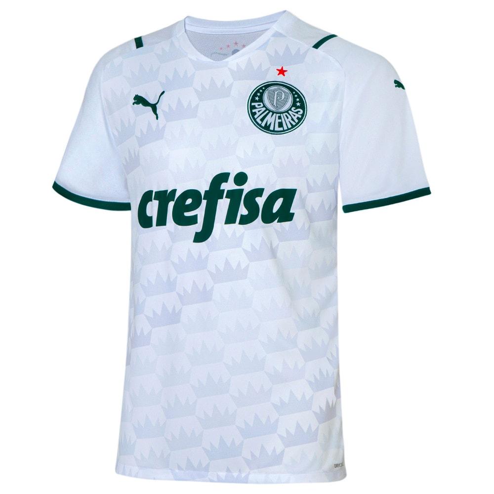Image PUMA Camisa Palmeiras II 2021 Masculina #1