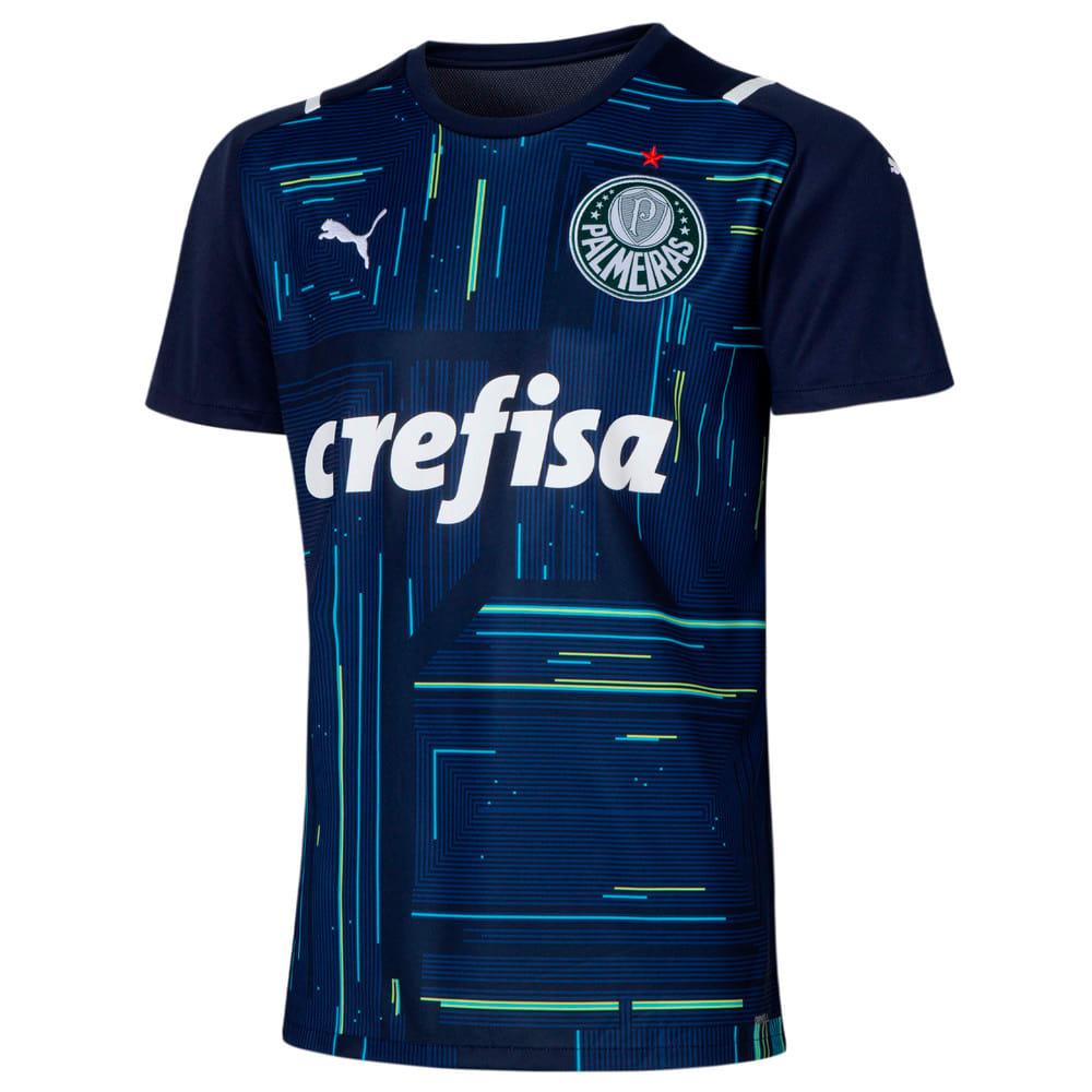 Image PUMA Camisa Palmeiras Goleiro I 2021 Masculina #1