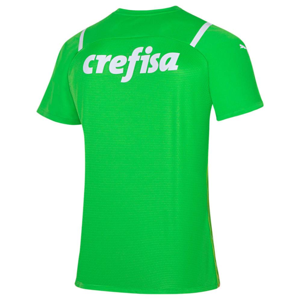 Image PUMA Camisa Palmeiras Goleiro II 2021 Masculina #2