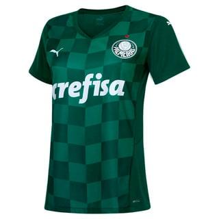 Image PUMA Camisa Palmeiras I 2021 Feminina