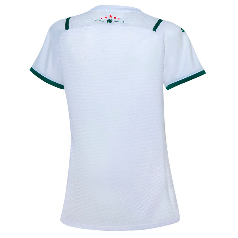 Image PUMA Camisa Palmeiras II 2021 Feminina #2