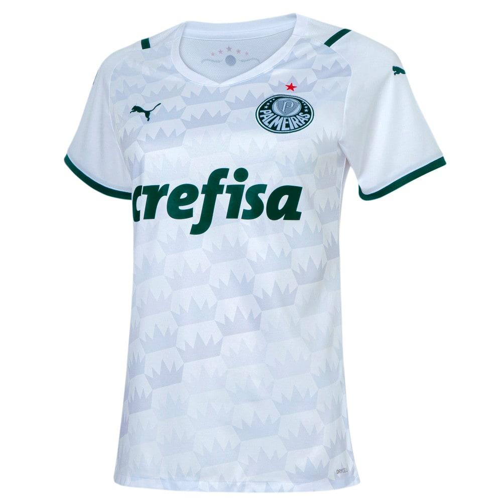 Image PUMA Camisa Palmeiras II 2021 Feminina #1