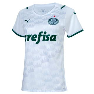 Image PUMA Camisa Palmeiras II 2021 Feminina