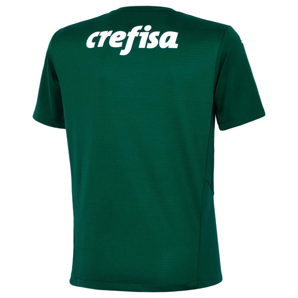 Image PUMA Camisa Palmeiras I 2021 Kids #2
