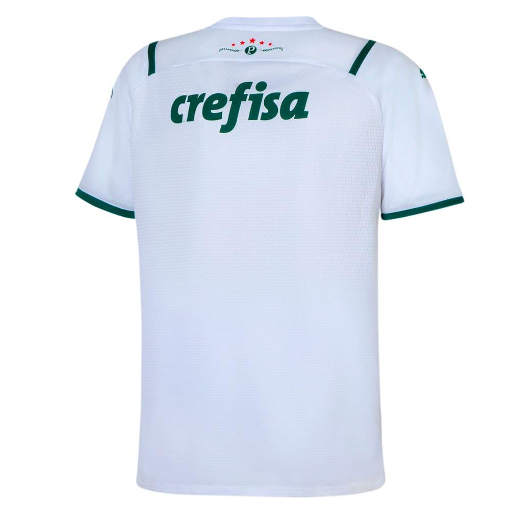 Image PUMA Camisa Palmeiras II 2021 Kids #2