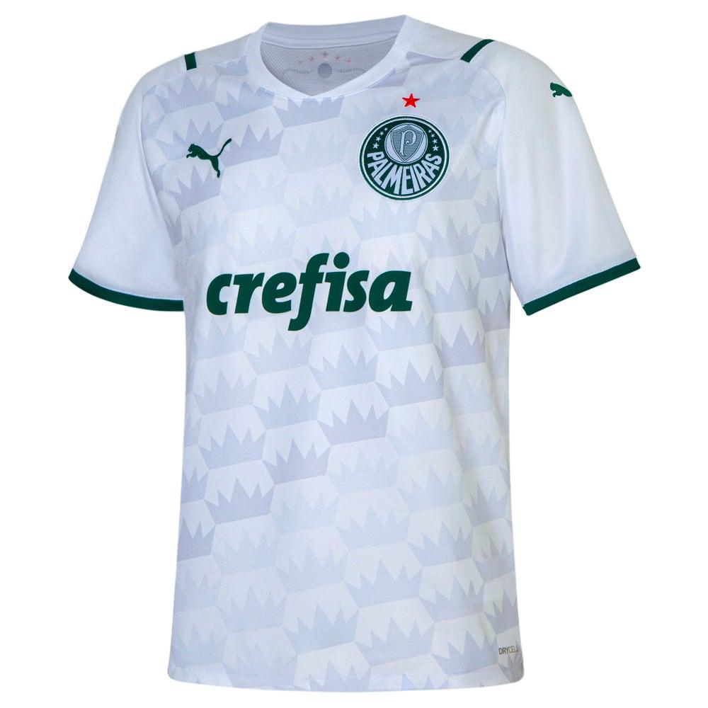 Image PUMA Camisa Palmeiras II 2021 Kids #1