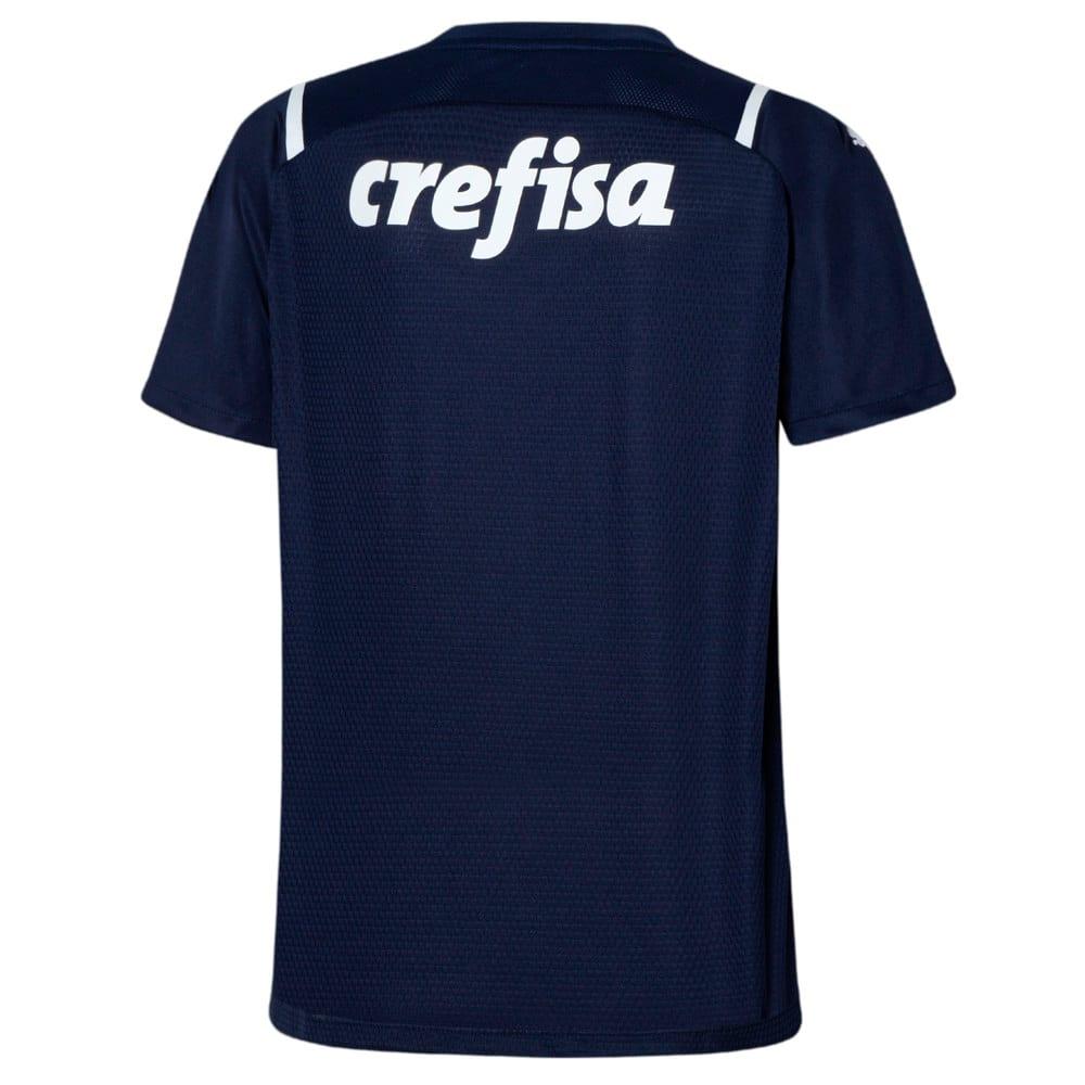Image PUMA Camisa Palmeiras Goleiro I 2021 Kids #2