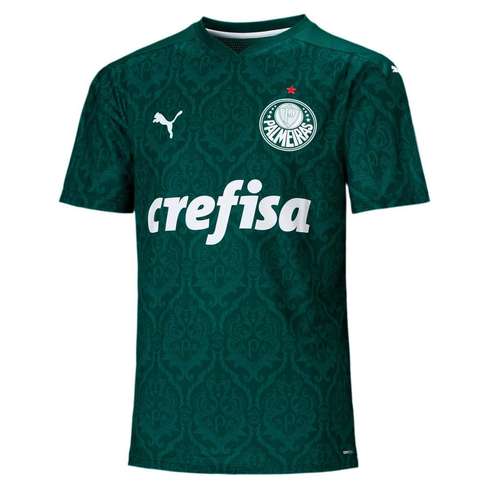 Image PUMA Camisa Palmeiras I 2020/21 Comemorativa Masculina #1