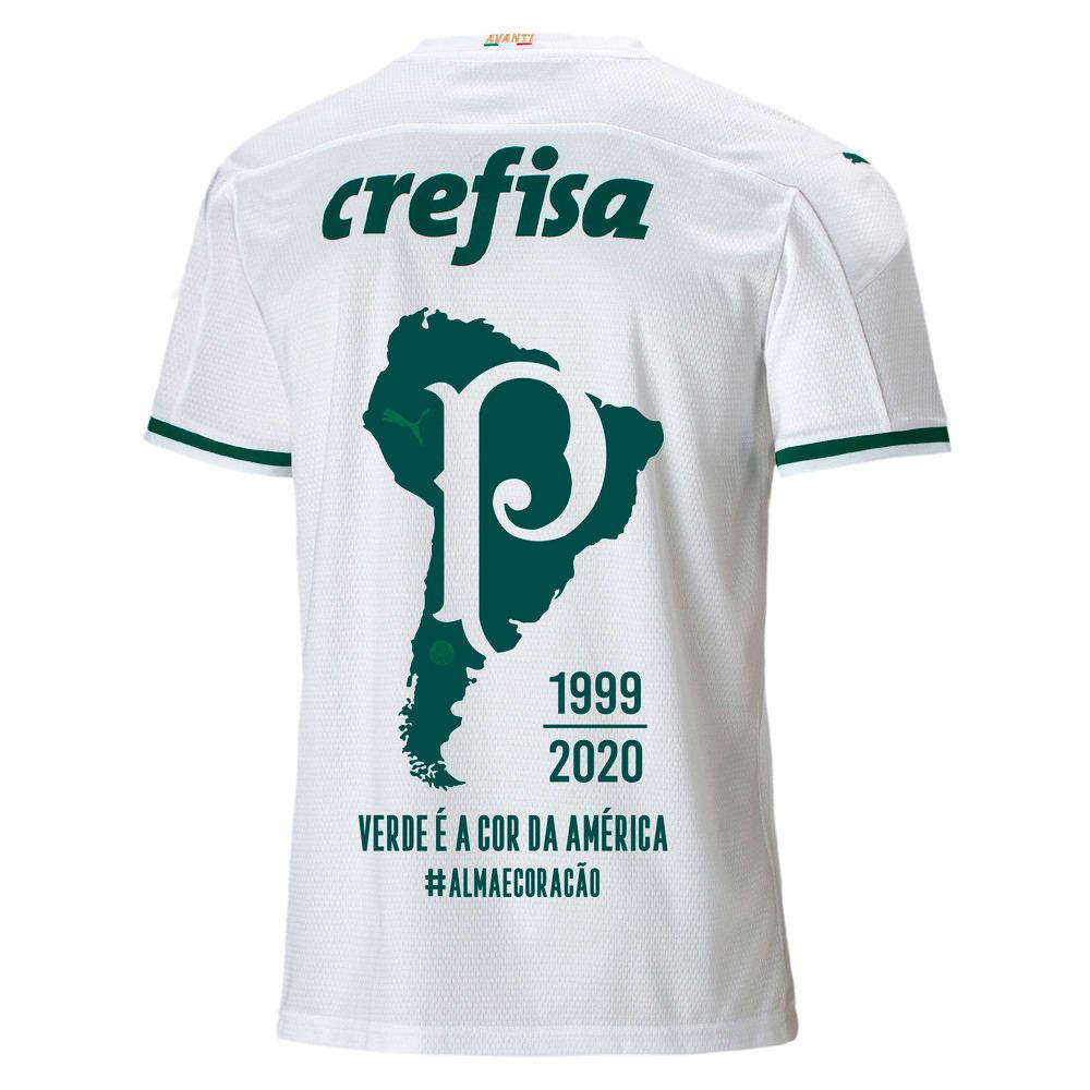 Image PUMA Camisa Palmeiras II 2020/21 Comemorativa Masculina #2