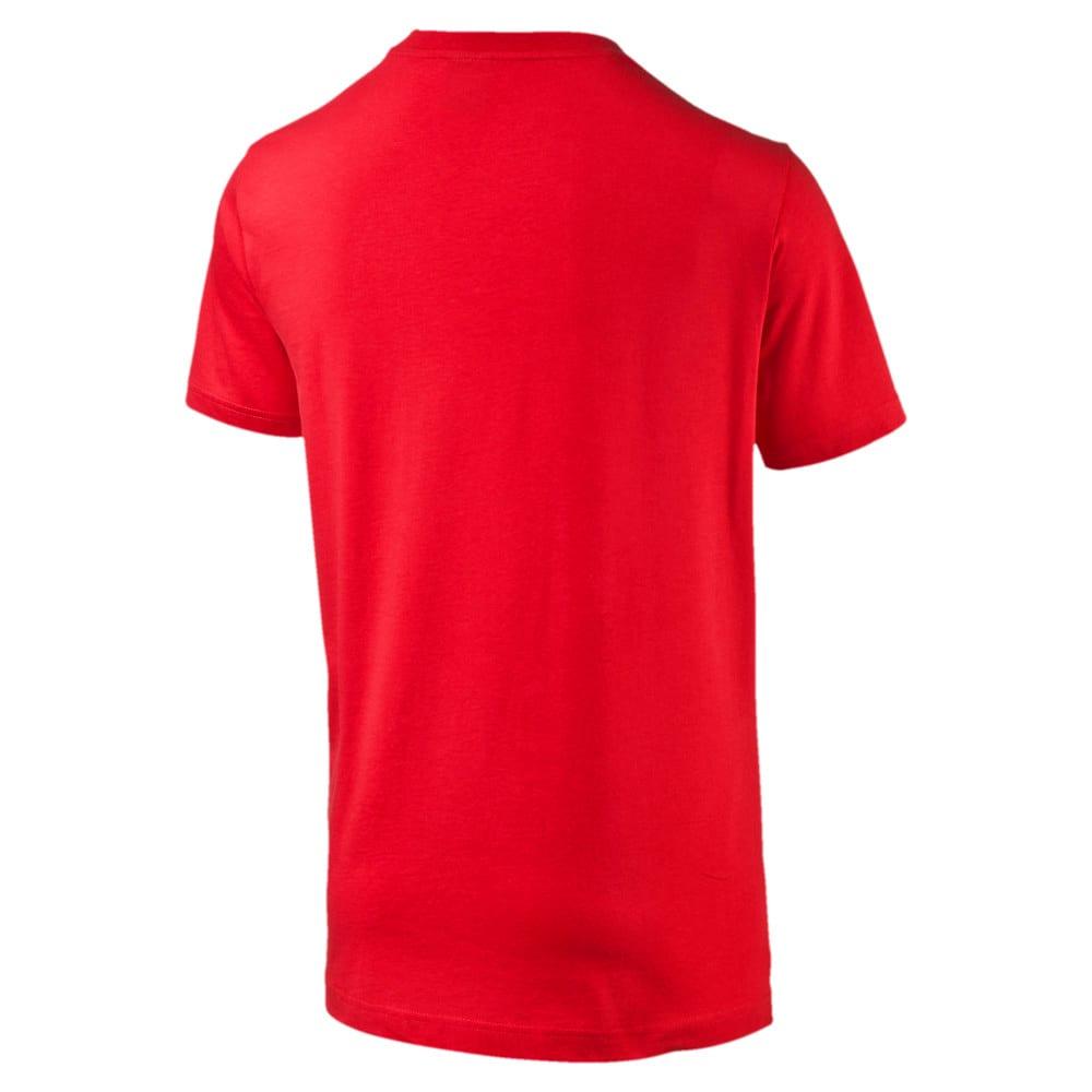 Görüntü Puma Arsenal Armalı Erkek T-Shirt #2