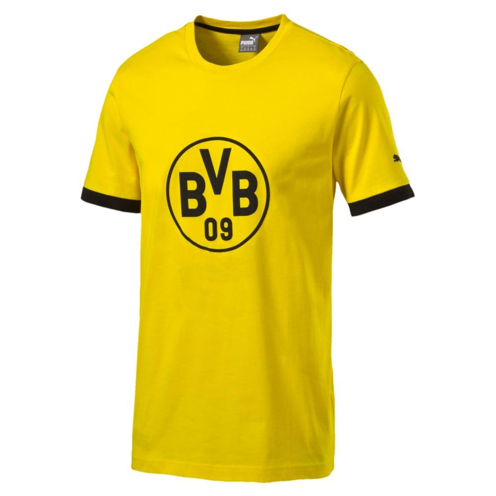 Görüntü Puma BVB Armalı Erkek T-Shirt #1