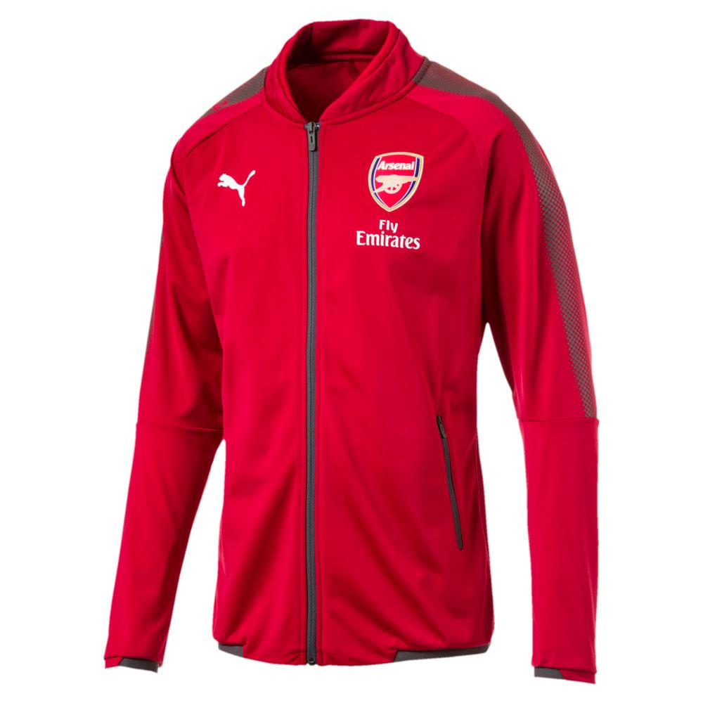 Görüntü Puma Arsenal Sponsorlu Stadyum Ceket #1