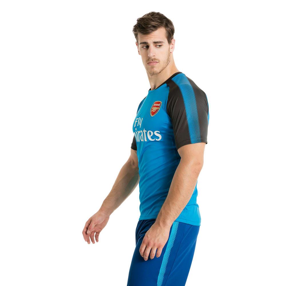 Görüntü Puma Arsenal Sponsorlu Antrenman Forması #2