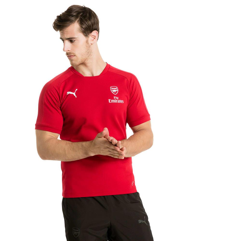 Görüntü Puma Arsenal Casuals Performance T-Shirt #2