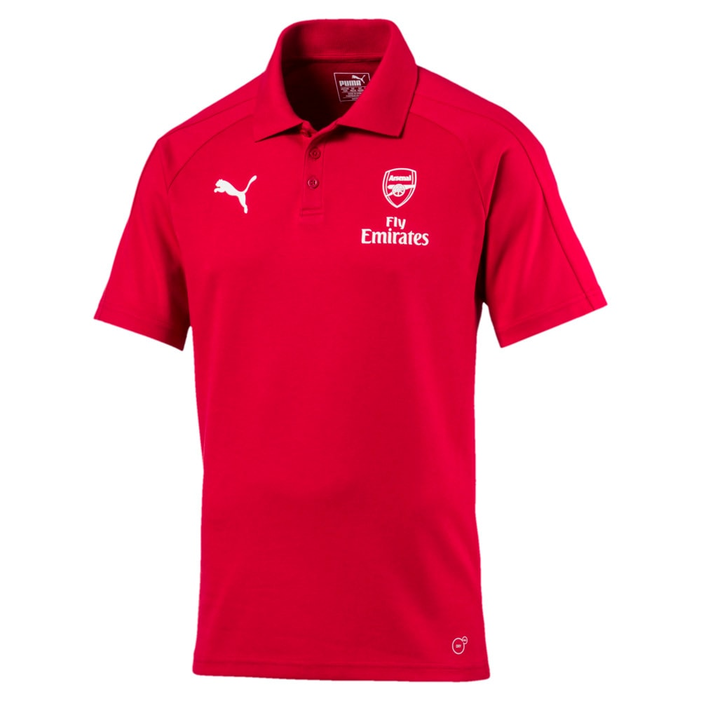 Görüntü Puma Arsenal Casuals Performance Polo #1