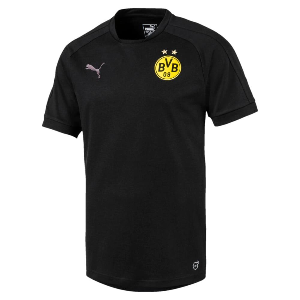 Görüntü Puma BVB Casual Erkek T-shirt #1