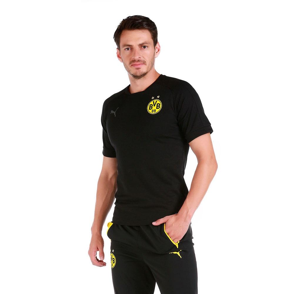 Görüntü Puma BVB Casual Erkek T-shirt #2