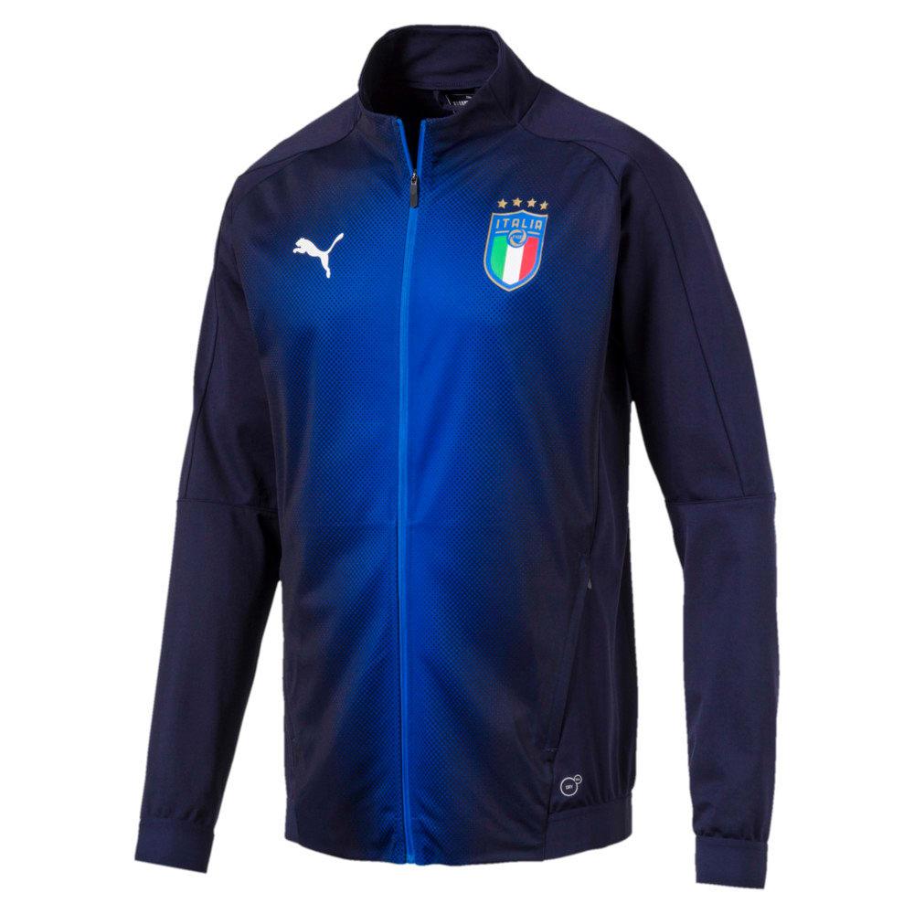 Görüntü Puma FIGC ITALIA STADIUM Erkek Ceket #1