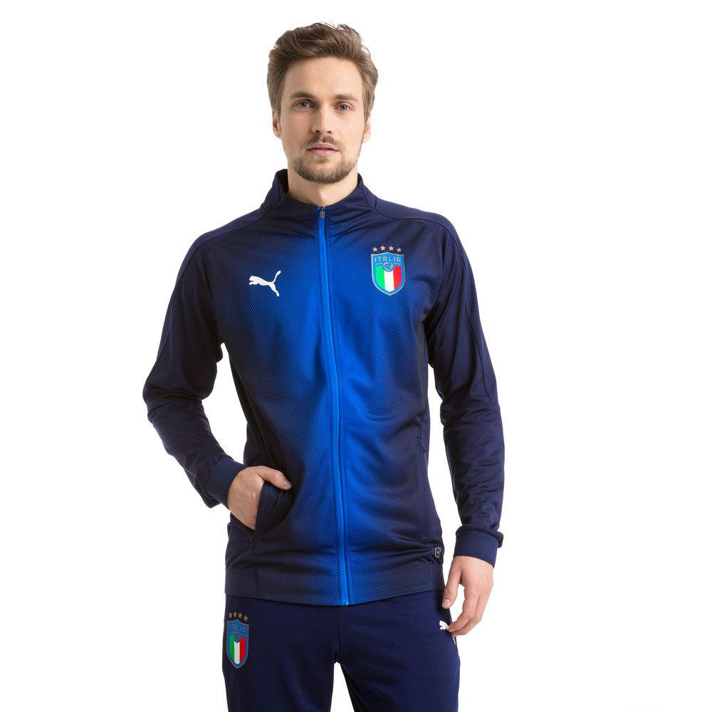 Görüntü Puma FIGC ITALIA STADIUM Erkek Ceket #2