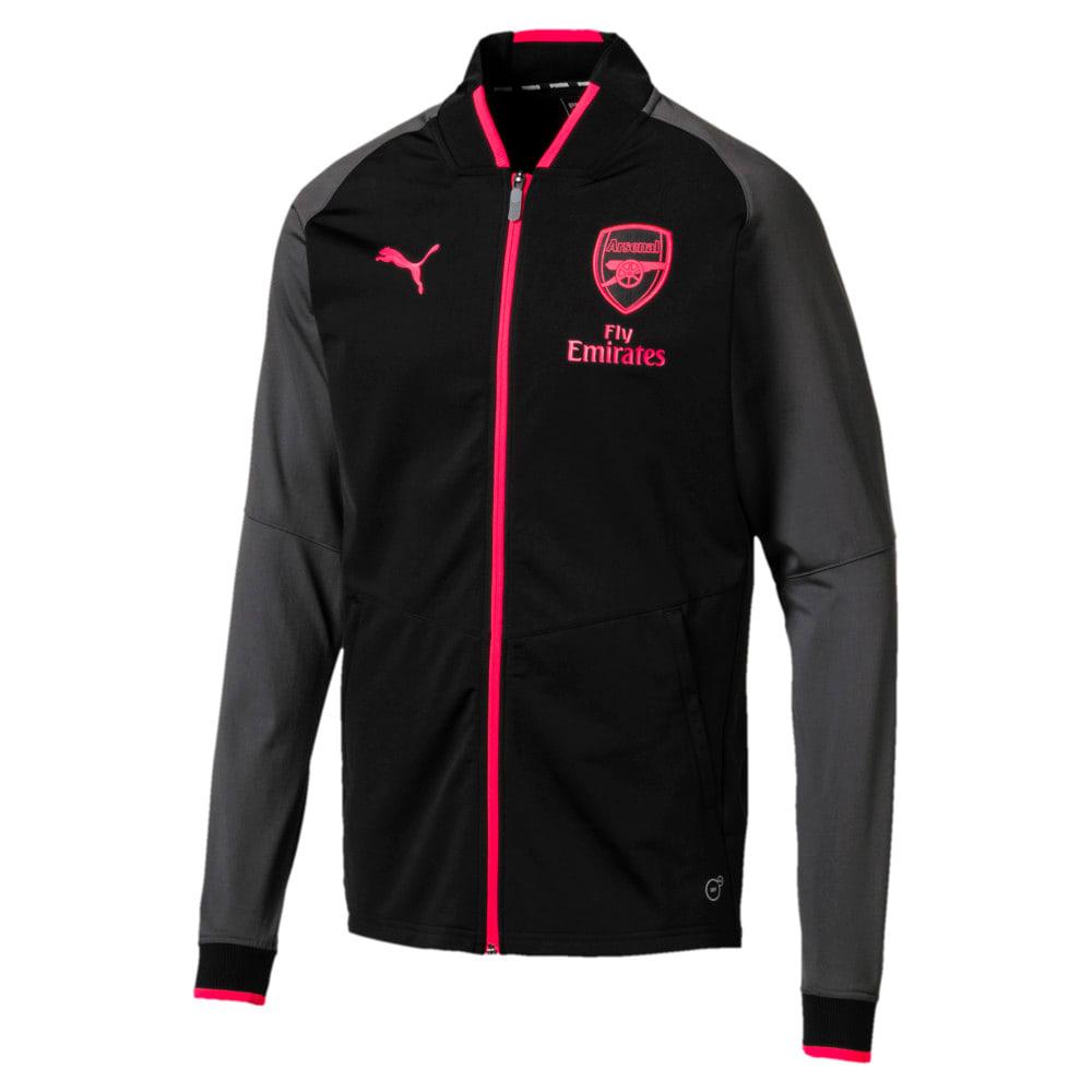 Görüntü Puma Arsenal STADIUM Erkek Ceket #1