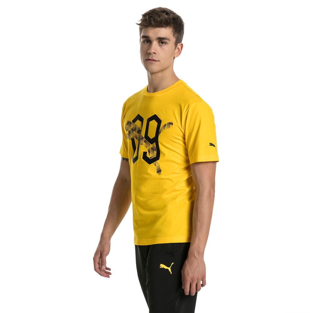 Görüntü Puma BVB Taraftar Erkek T-Shirt #2