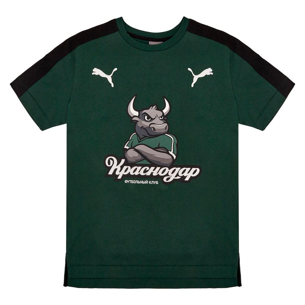 Изображение Puma Детская футболка FC Krasnodar PUMA Kids Tee #1