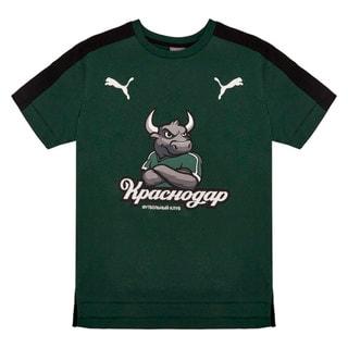 Изображение Puma Детская футболка FC Krasnodar PUMA Kids Tee