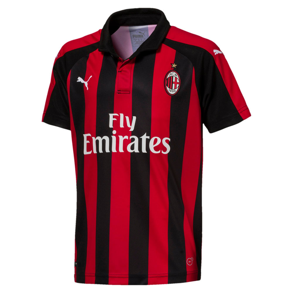 Imagen PUMA Camiseta réplica de local para niños AC Milan #1