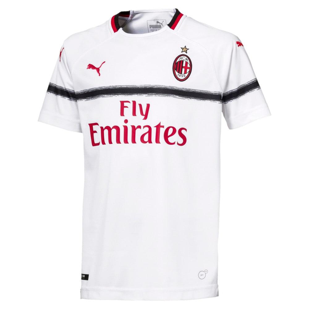 Imagen PUMA Camiseta réplica de visitante AC Milan para niños #1