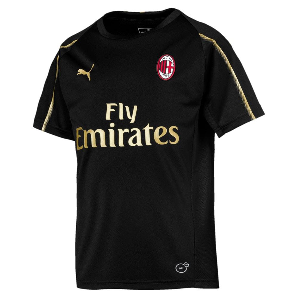 Imagen PUMA AC Milan Training Jersey Jr #1