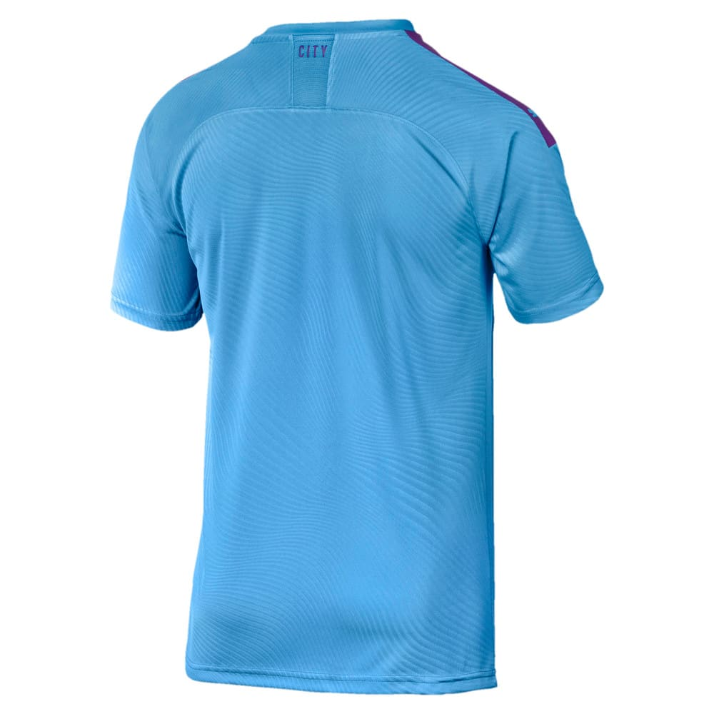 Imagen PUMA Camiseta de local Man City Authentic para hombre #2