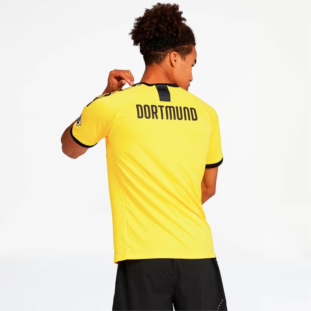 Зображення Puma Футболка BVB Home Shirt Replica #2