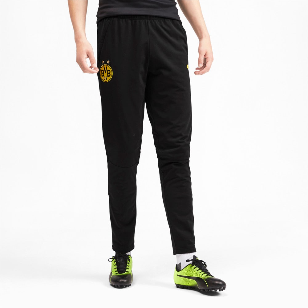 Изображение Puma Штаны BVB Training Pants #1