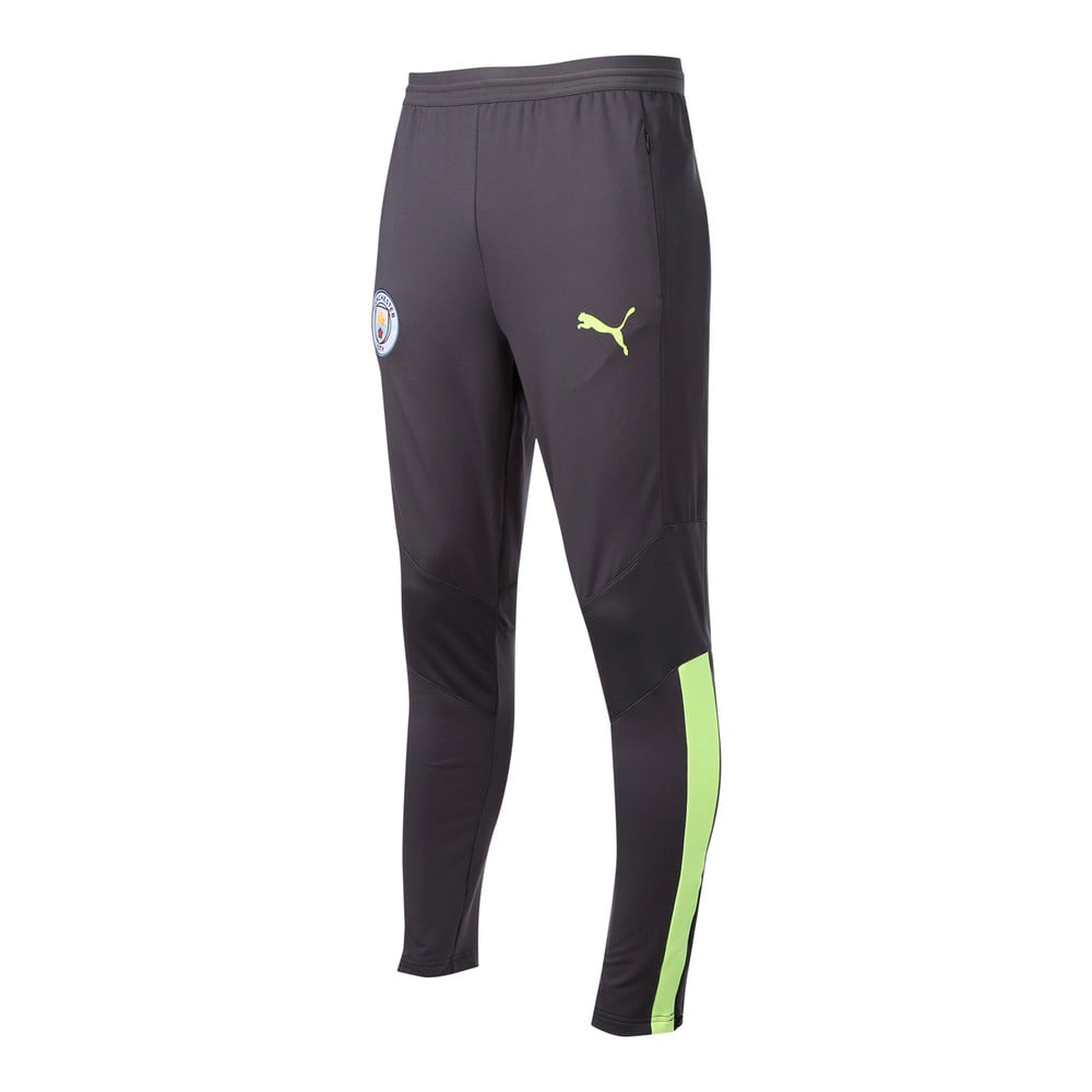 Изображение Puma Детские штаны MCFC Training Pants PRO Jr #1