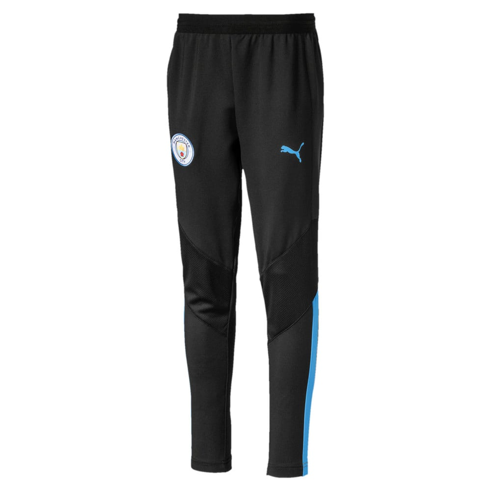 Image Puma Man City Pro Kids' Training Pants #1