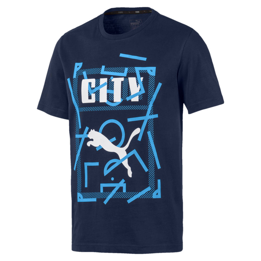 Зображення Puma Футболка Man City DNA Men's Tee #1