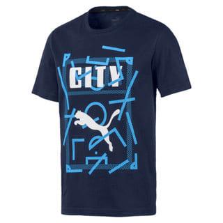 Изображение Puma Футболка Man City DNA Men's Tee