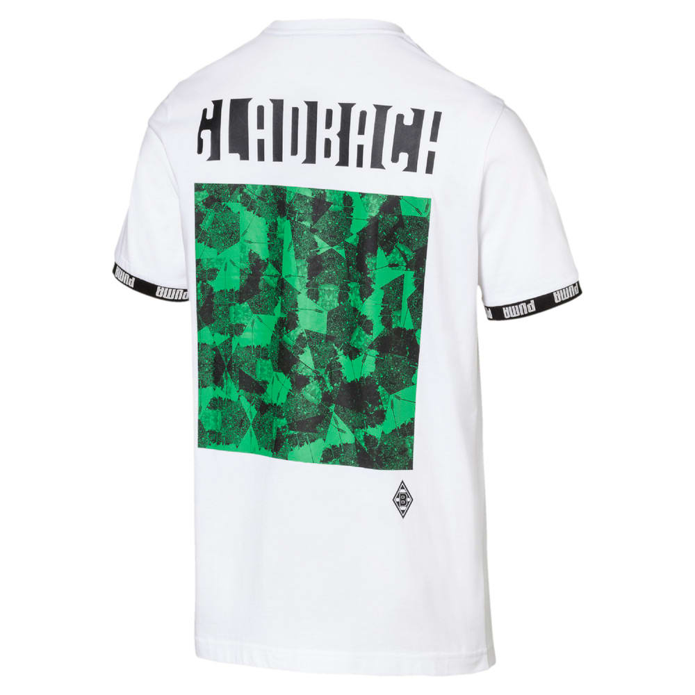 Изображение Puma Футболка Borussia Mönchengladbach Football Culture Men's Tee #2