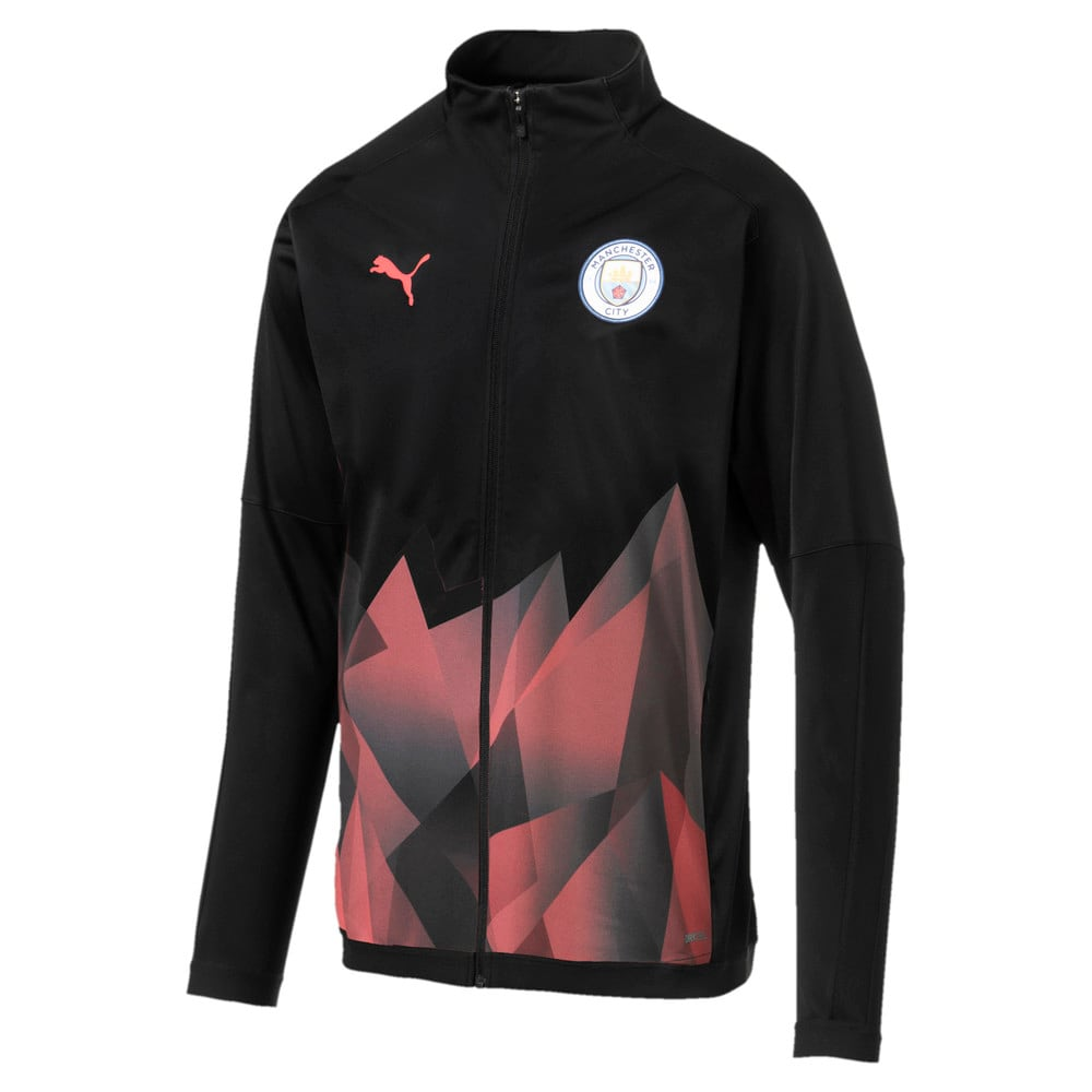 Image Puma Man City Men's International Stadium Jacket #1