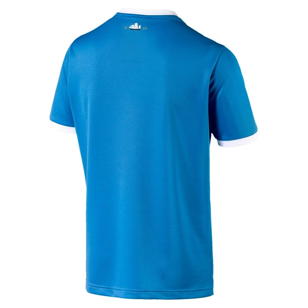 Image Puma Manchester City Men's 125 Year Anniversary Replica Jersey #2