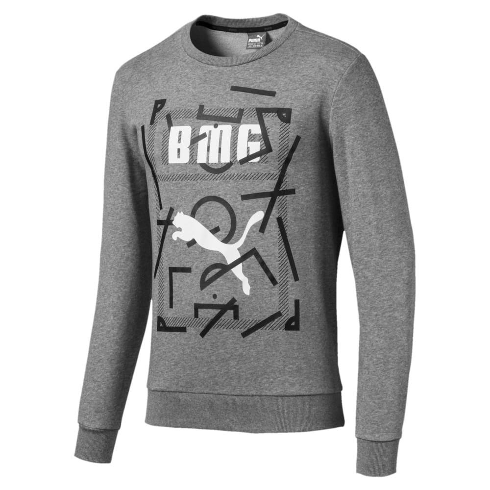 Зображення Puma Толстовка Borussia Mönchengladbach DNA Men's Sweater #1
