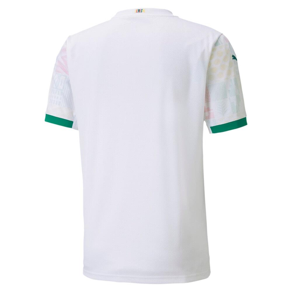 Image Puma Senegal Home Replica Men's Jersey #2