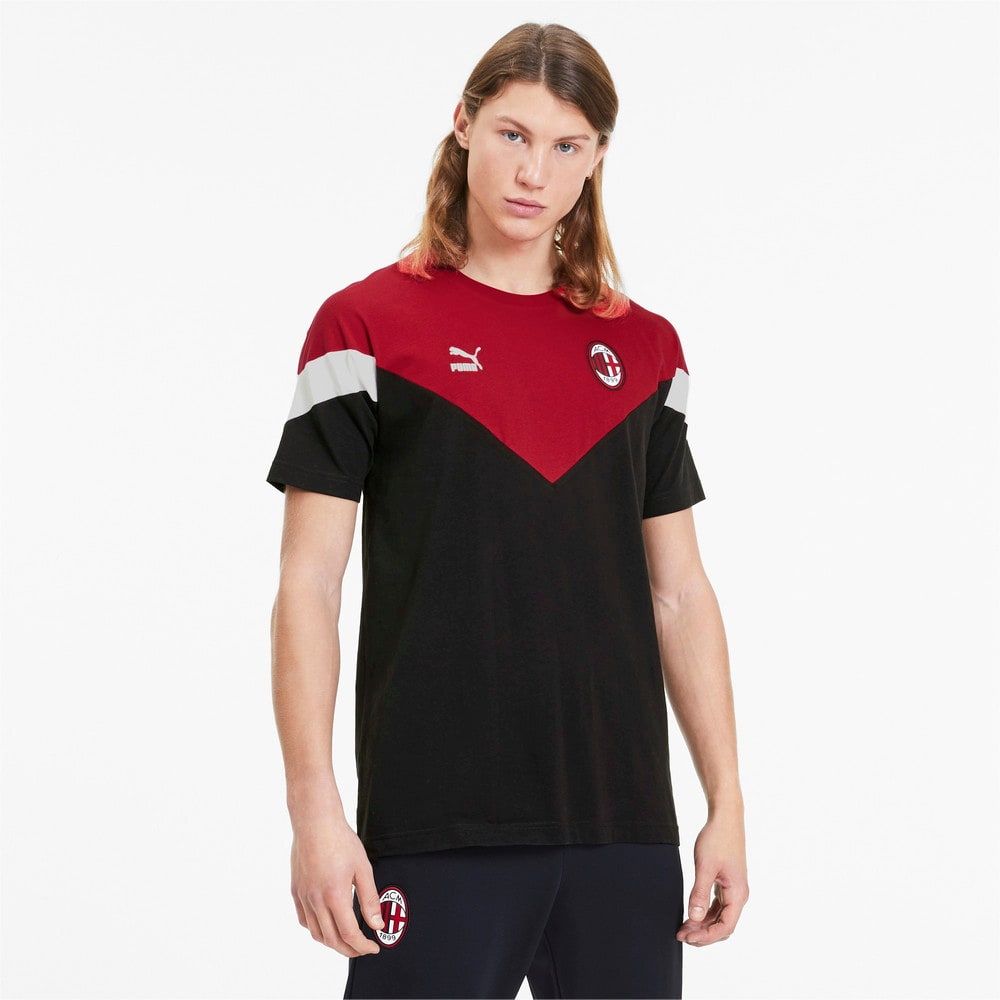 Зображення Puma Футболка AC Milan Iconic MCS Tee #1