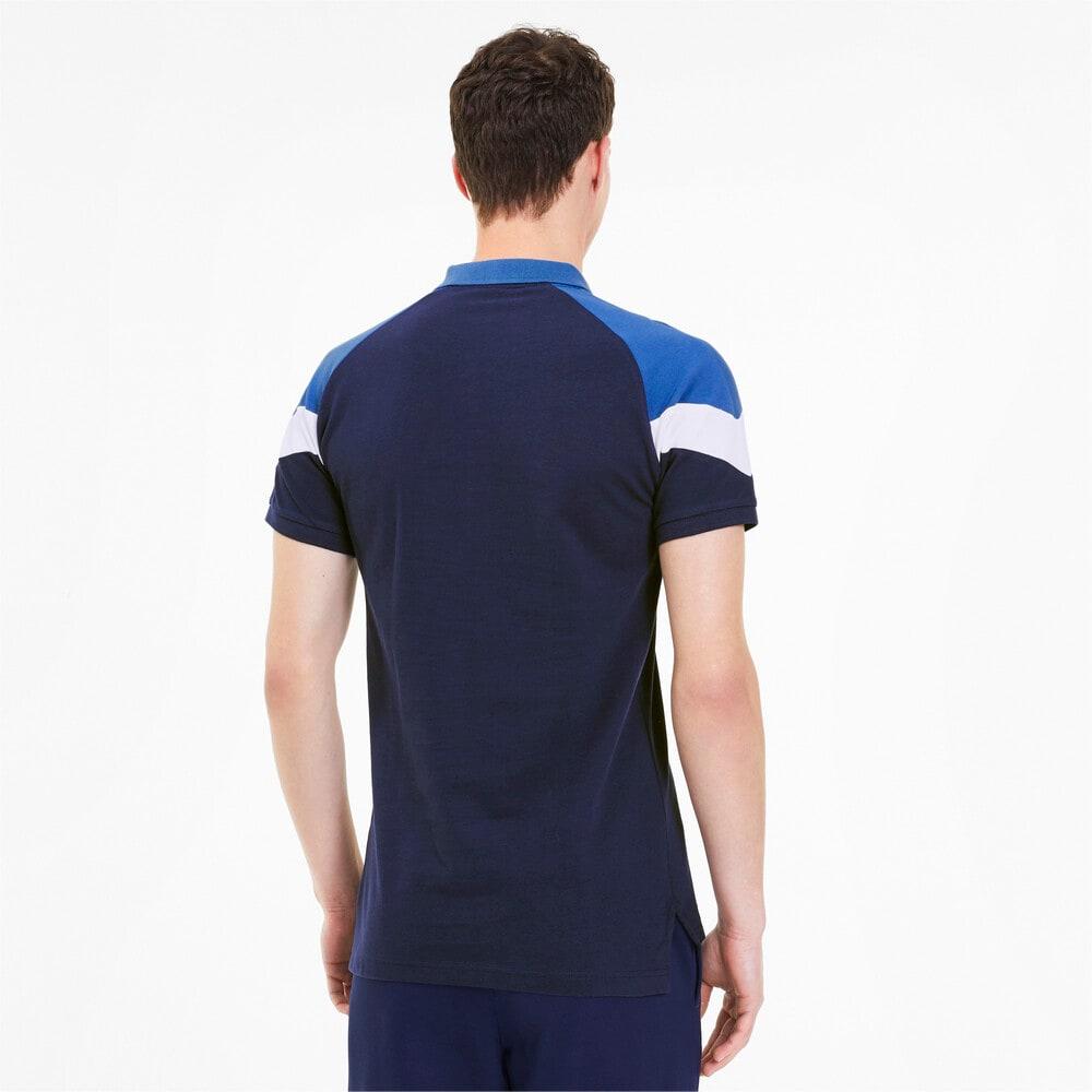 Image PUMA Camisa Polo FIGC Italia Iconic Masculina #2