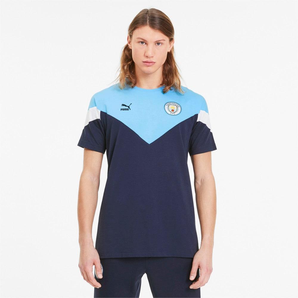 Image PUMA Camiseta Manchester City Iconic Masculina #1