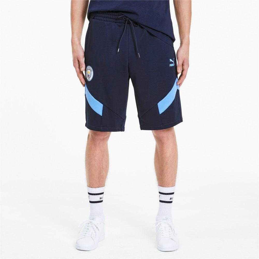 Изображение Puma Шорты Man City Iconic MCS Men's Shorts #1