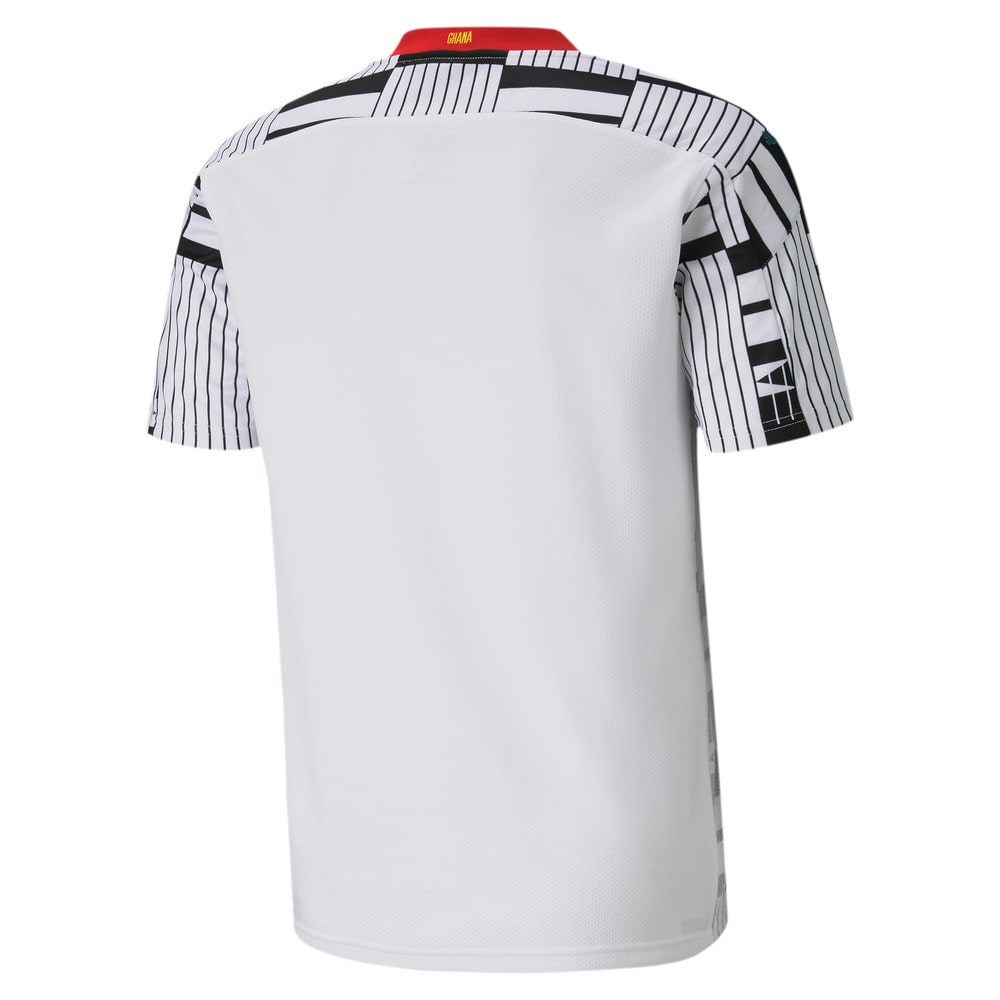 Image Puma Ghana Home Replica Men's Jersey #2