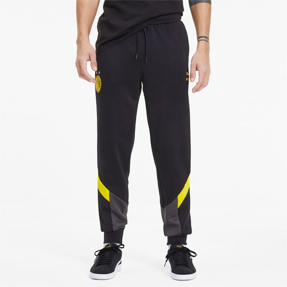 Изображение Puma Штаны BVB Iconic MCS Men's Track Pants #1