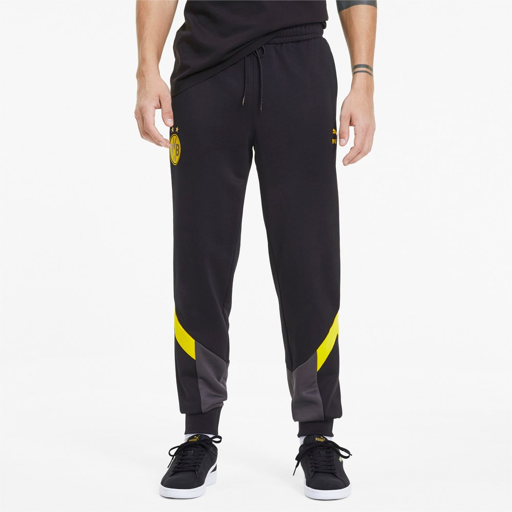 Зображення Puma Штани BVB Iconic MCS Men's Track Pants #1